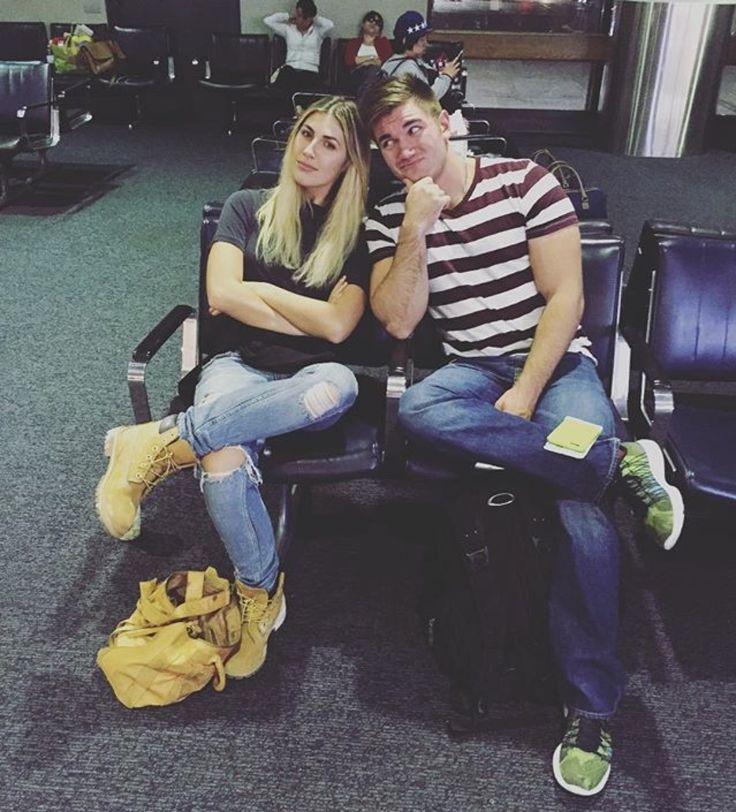 alek skarlatos and emma slater dating