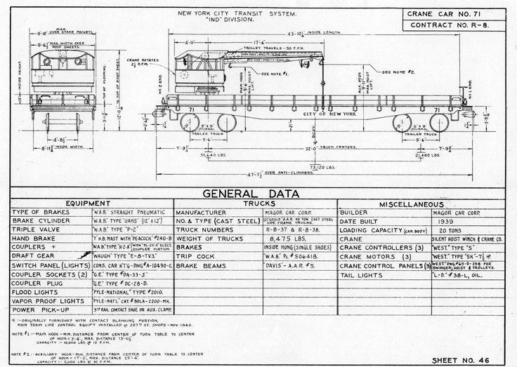 R-8 Crane Car 71