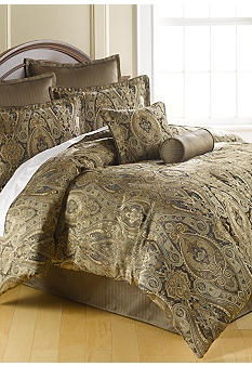 Home Accents® Grand Manor 8 pc Bedding Set