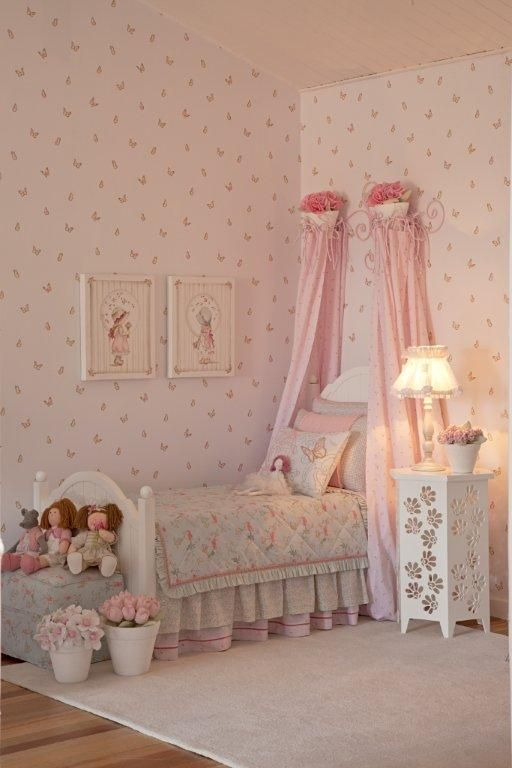 1000+ ideas about Quarto De Bebe Feminino on Pinterest