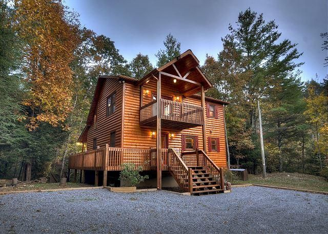 25 Best Ideas About Secluded Cabin Rentals On Pinterest