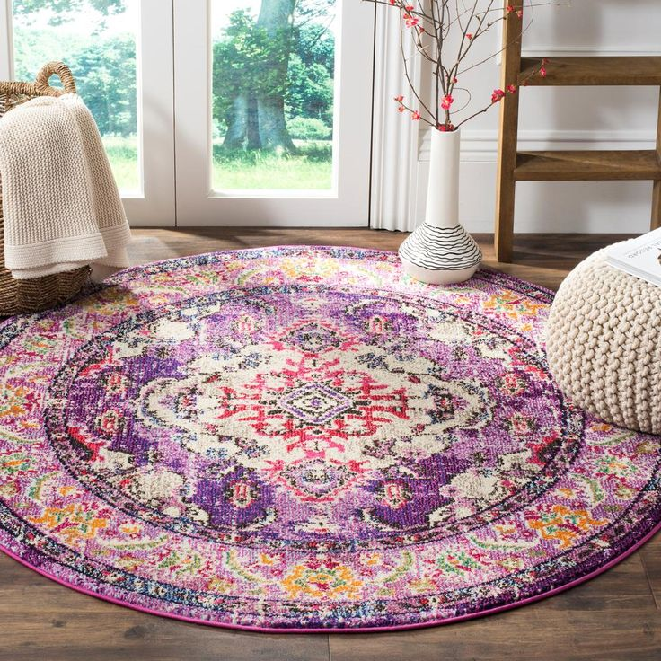 Best 25 Round Area Rugs Ideas On Pinterest Floor Rugs