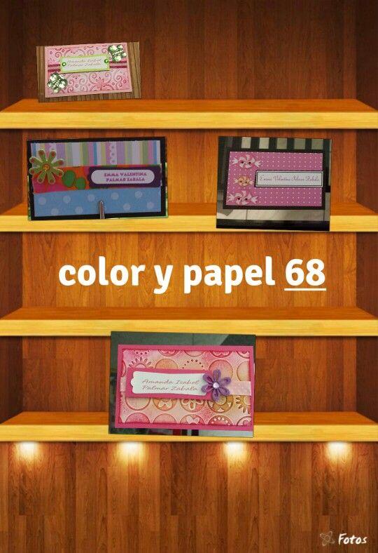 Tarjetas personalizadas para niñas y niños, tarjetas personales