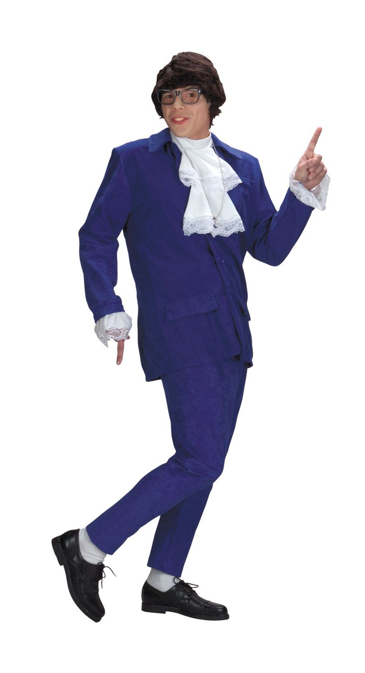 AUSTIN POWERS COSTUME DELUXE