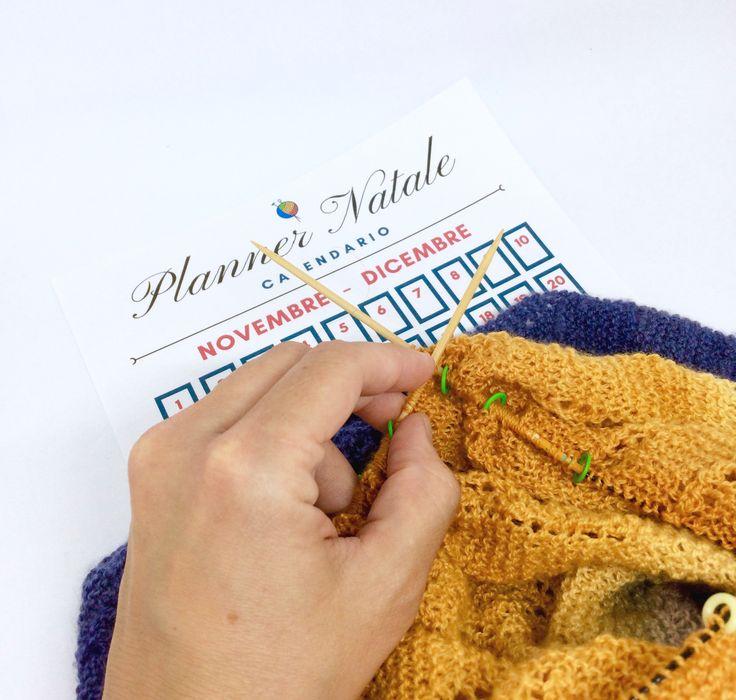 Natale a Luglio! I planner per programmare i regali di Natalo sono in regalo con l' iscrizione alla newsletter di Difilato!