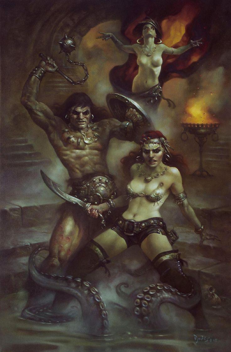 Entropia : Patrick Jones | Pool of the Sorceress