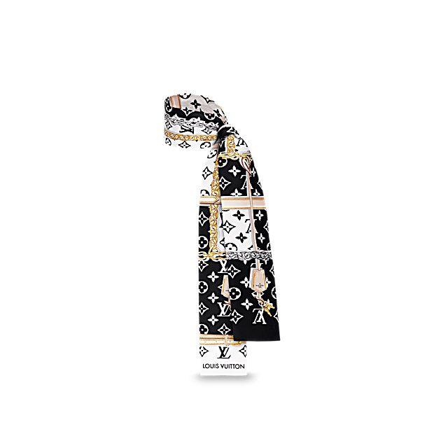 Bandeau Monogram Confidential FEMME ACCESSOIRES Écharpes et foulards | LOUIS VUITTON