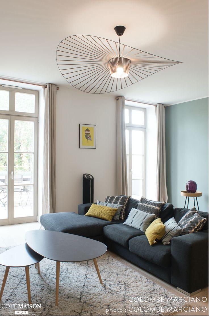 25 best ideas about salon gris on pinterest sofa gris - Decoration epuree salon ...