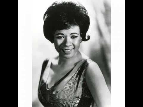 From 1965 and one of today's b'day celebrants Barbara Lewis -- 'Baby, I'm Yours' -- a top 15 hit for her that year.