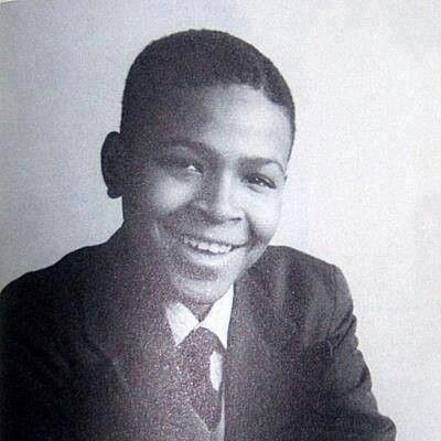 Young Marvin Gaye