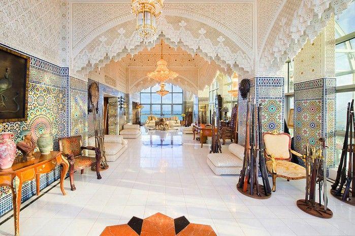 Роскошный арабский стиль в пентхаусе из Майами 3 (700x465, 135Kb)
