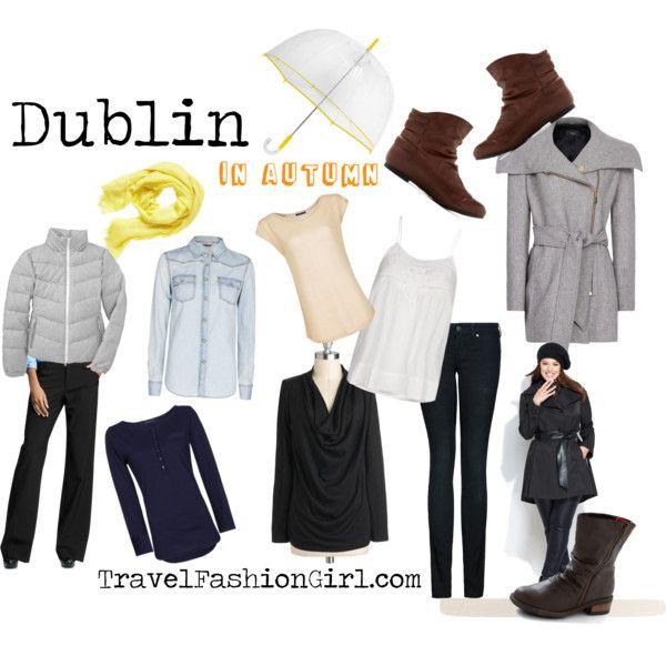 Dublin Autumn by travelfashiongirls on Polyvore