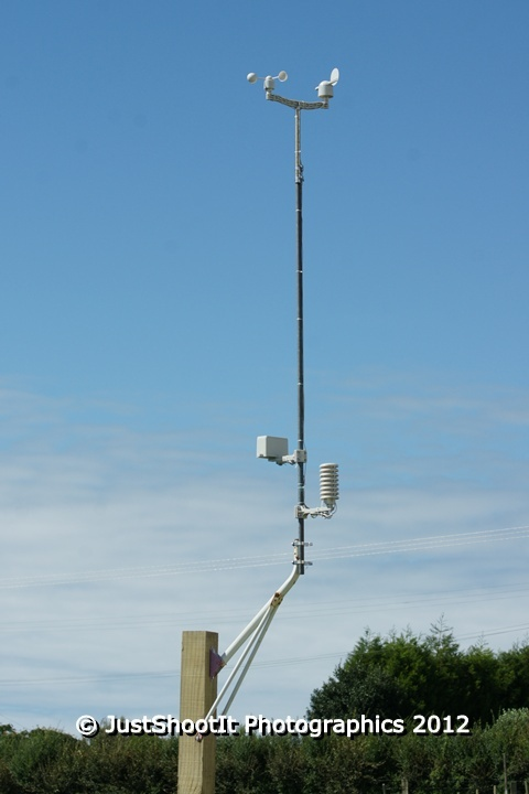 Ohauiti Weather Station