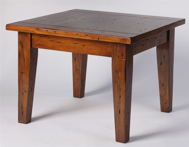 The Perfect Side Table To Complement Any Solid #reclaimed #pine Wood # Furniture!