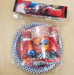 A068257 - Disney Cars 40pc Party Pack. Please note: approx. 14 day delivery time. www.facebook.com/popitinaboxbusiness