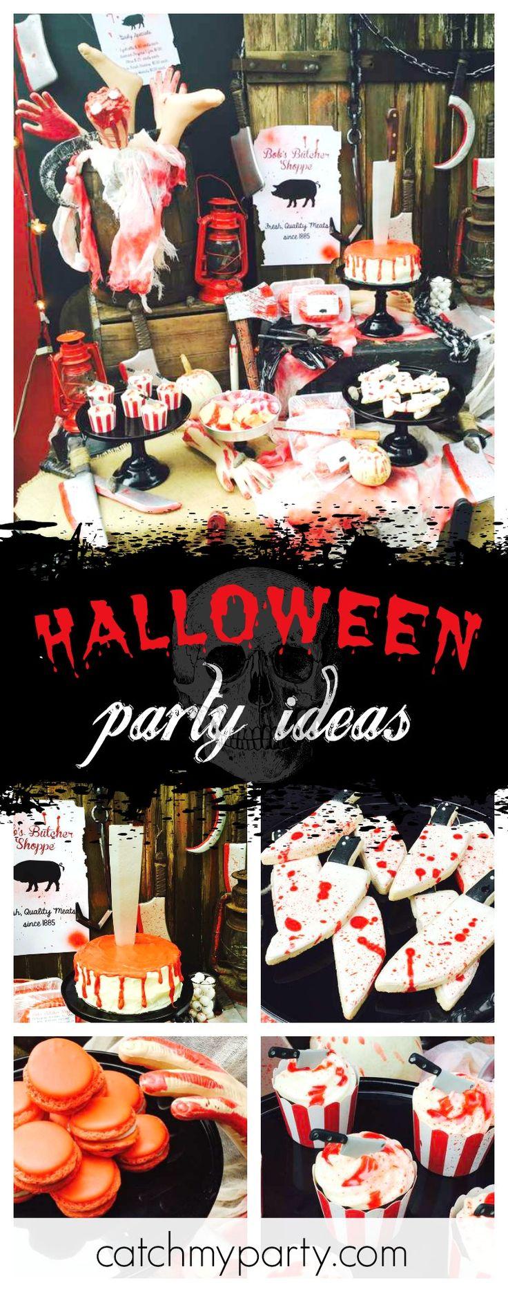 Butcher Shop/Halloween / Halloween