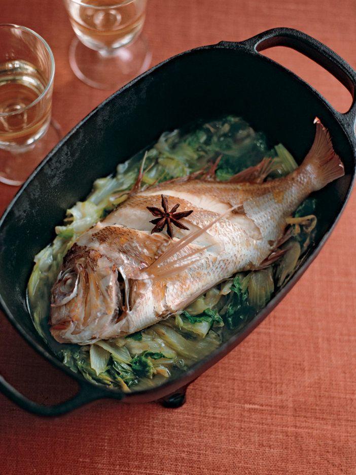 八角とセロリの清涼感にごま油の香りがおいしさを引き立てる|『ELLE a table』はおしゃれで簡単なレシピが満載!