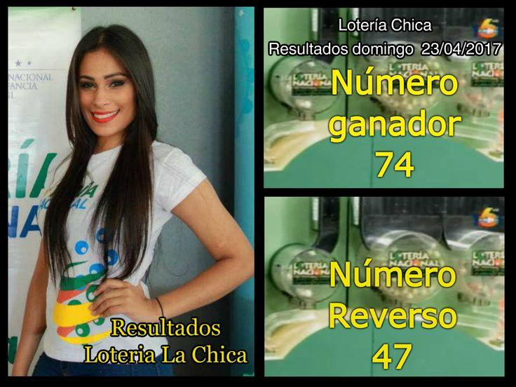 Loteria Chica de Honduras resultados Domingo 23-04-2017. Click Aqui ►