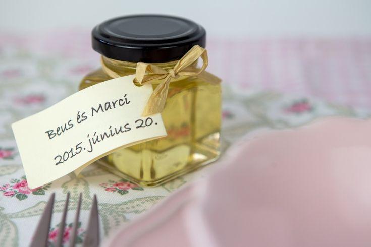 Vendégajándék esküvőre