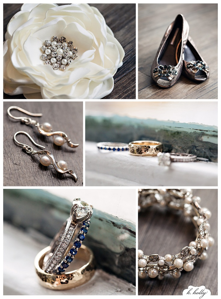 bride's pearl and silver details - vera wang shoes! - k.holly: Wang Bride, Wang Shoes, Cant Beats, Bride Specif, Blue Band, Bride Pearls