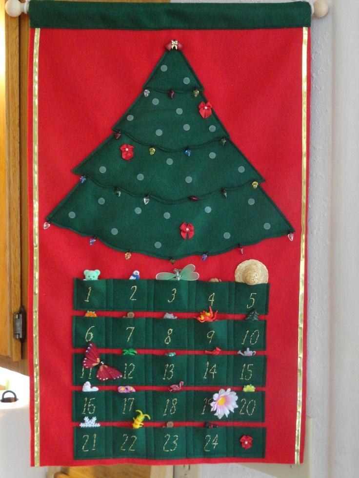 48 best Advent Calendar images on Pinterest Advent calendar