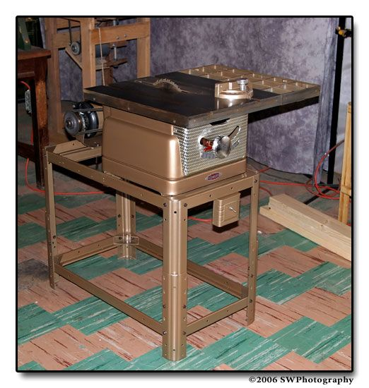 12 Craftsman Table Saw – Jerusalem House
