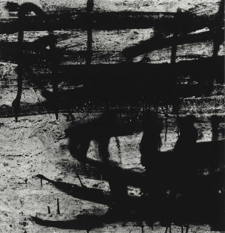 Aaron Siskind: Homage to Franz Kline  photographer Aaron Siskind was a contemporary of the Abstract Expressionists and close friends with some of them, including Franz Kline.