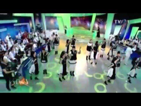 Orchestra Nationala Valahia si Ansamblul Doina Aiudului