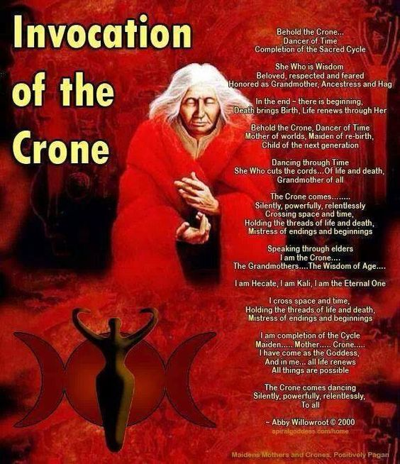 Invocation of the Crone | Witches Of The Craft®