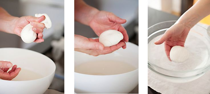 How to make homemade burrata. If you have made mozzarella from scratch it is only one extra step to get burrata.
