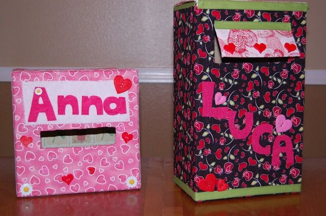 Valentines Day In A Box