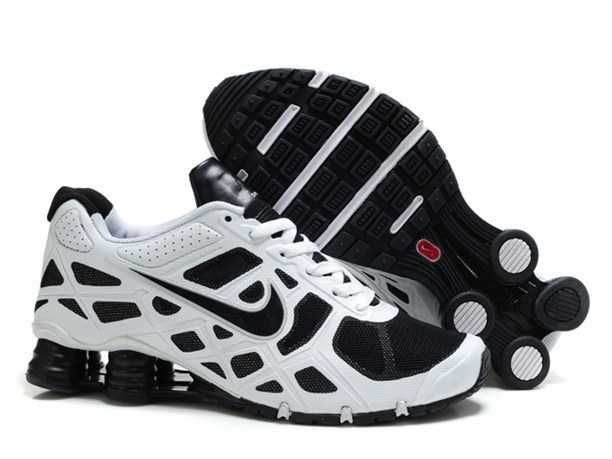Welcome To Nike Shox 2012 Turbo 12 Men Black White Outlet,Nike Shox Turbo  12 Men s available with next day delivery