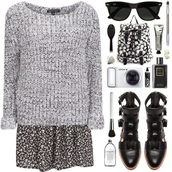 """""""An easy day..."""" by helen-shesterneva on Polyvore"""
