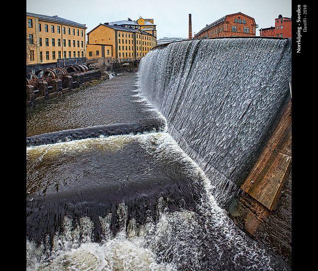 Motala Strom Norrkoping Sweden