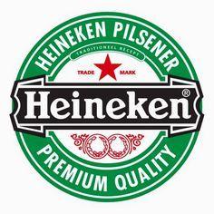 Placa Redonda Heineken - Ref.0453
