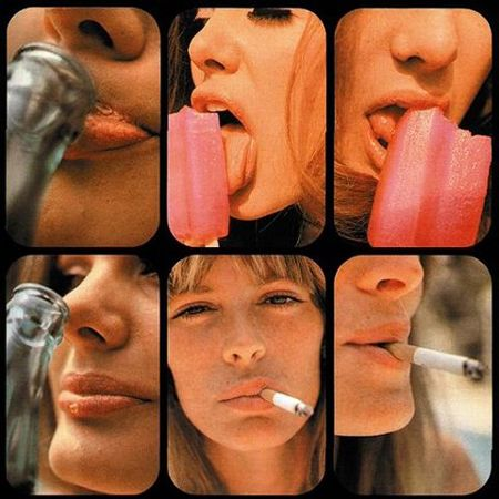 Coke / Ice cream / Cigarette. In 1968. Through the lens of Harri Peccinotti.