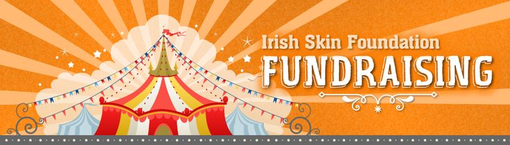 Fundraising section :http://irishskinfoundation.ie/fundraising/overview