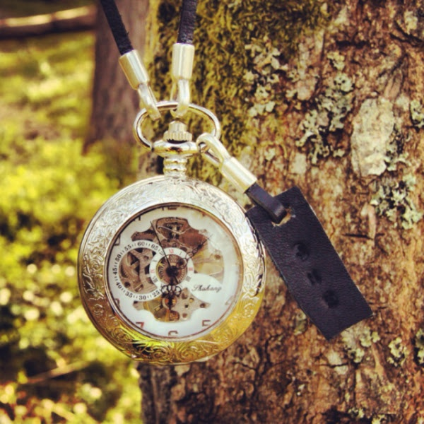 Silver pocket watch #vintage #watch