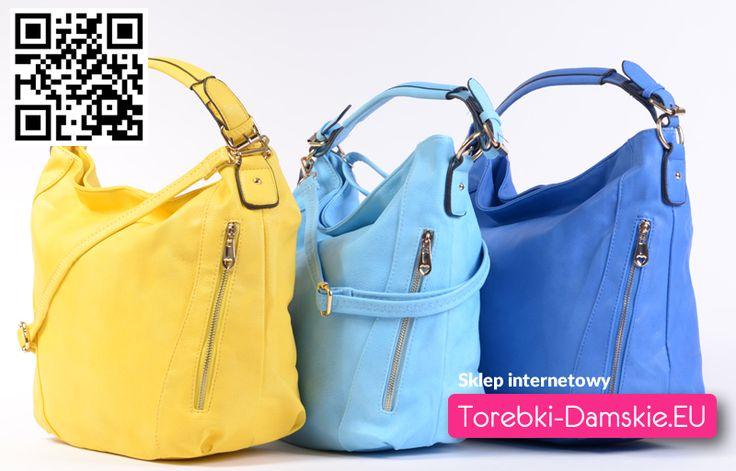 Przepiękne modne kolory - funkcjonalne i stylowe Torebki-Damskie.eu najnowsze modele w super kolorach! #torebki #handbags #fashion
