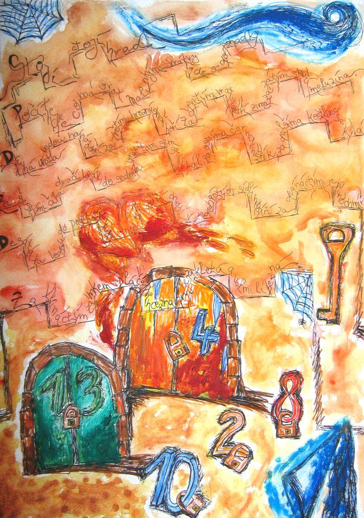 ILUSTRACE BÁSNĚ, 8. ročník, 10/2007