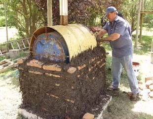 1000 images about horno de barro parrillas on pinterest - Parrillas y hornos a lena ...