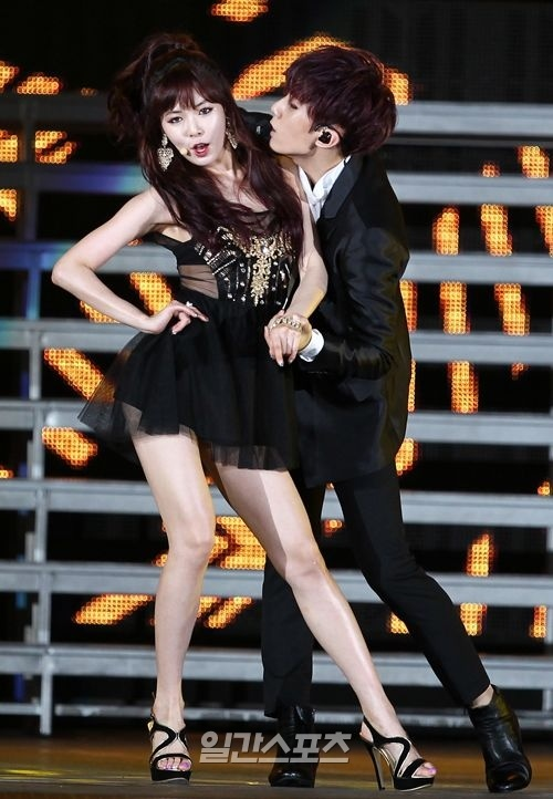 Winners from the 27th Golden Disk Awards (Day 1)