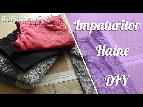 Impaturitor Haine - DIY