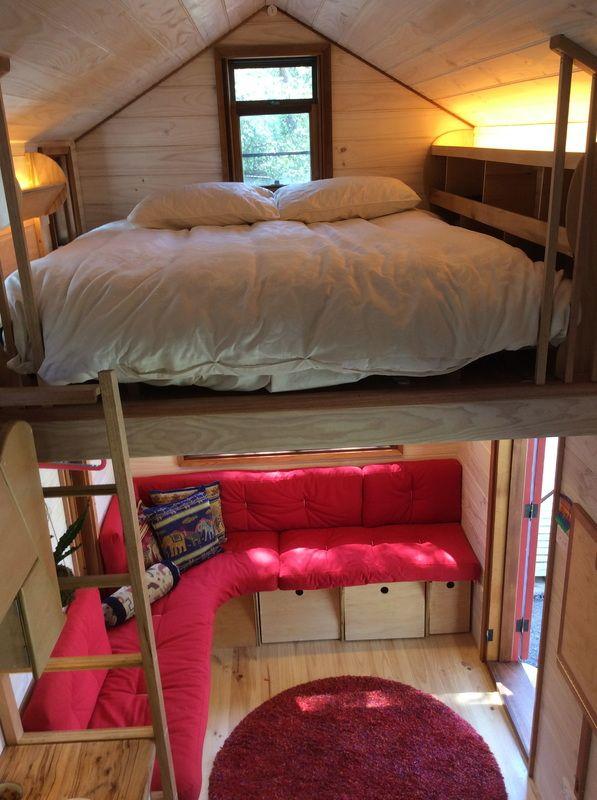 Les 83 Meilleures Images Du Tableau Dream Cabin Tiny House Ideas