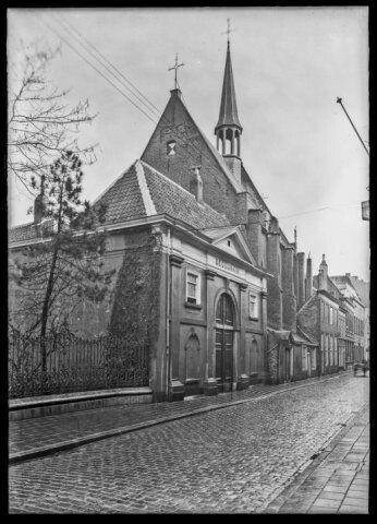 St.Annastraat BREDA