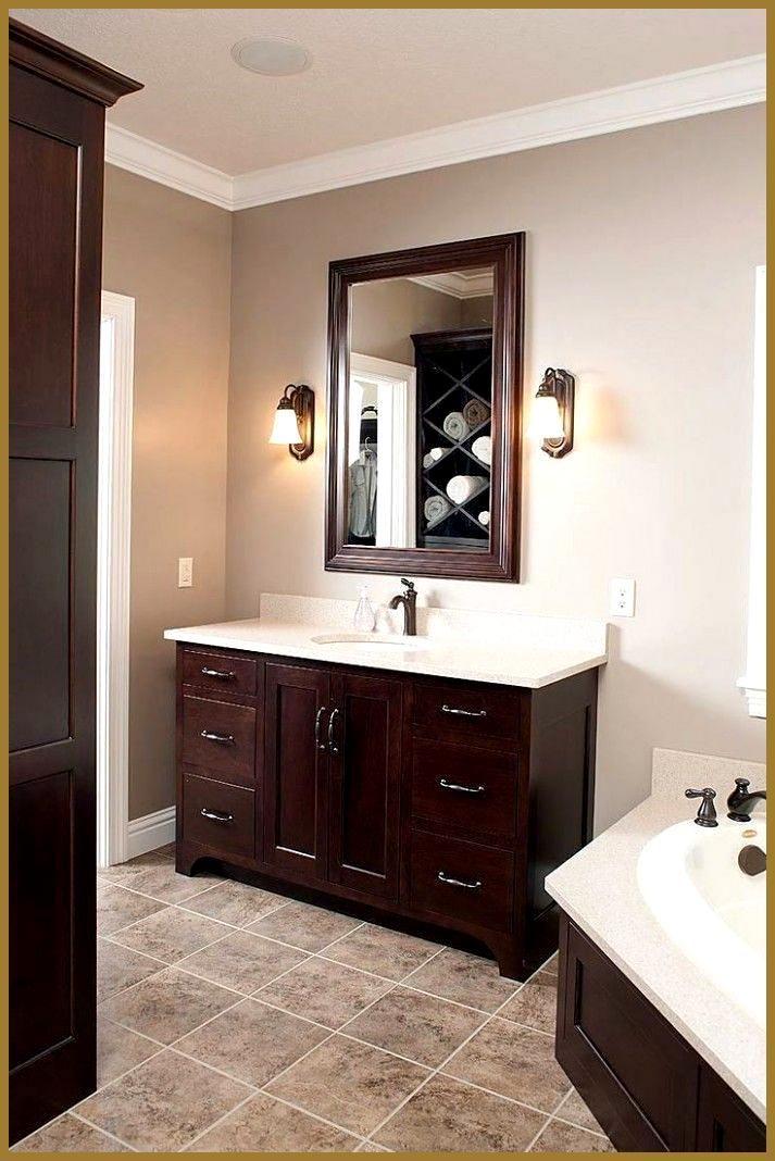 Bathroom Color Ideas Brown Bathroom Color Ideas Brown Complementary Acrylic Colors Affiliat Bathroom Cabinet Colors Bathroom Wall Colors Dark Cabinets Bathroom