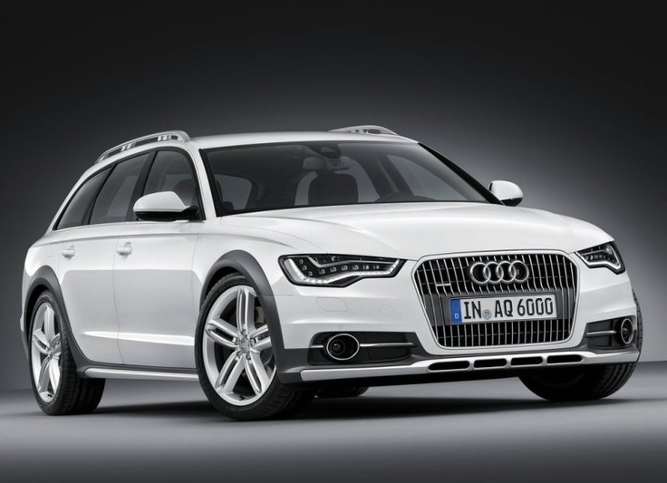 Holy Cow! My favorite car ever is coming back to the states in June 2012 - the Audi Allroad. Be still my heart!