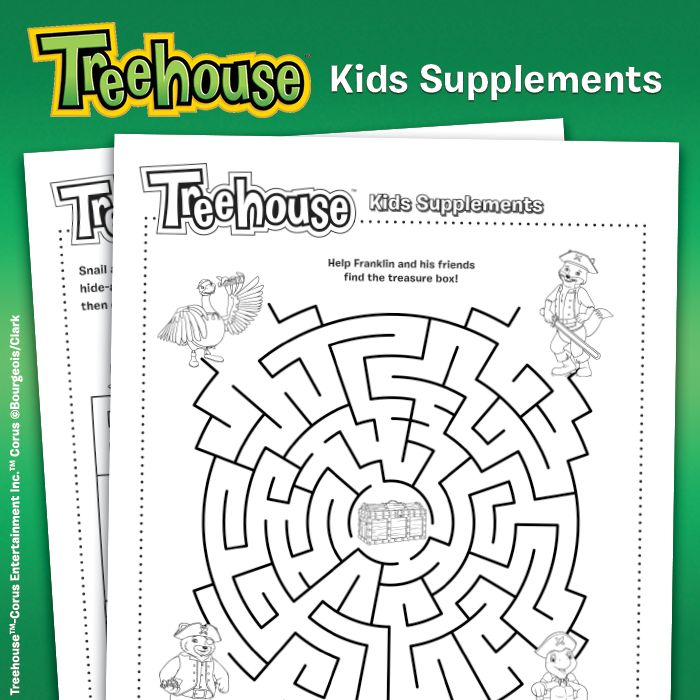 Try to figure out how to get from the start all the way to the finish with these challenging and fun mazes!