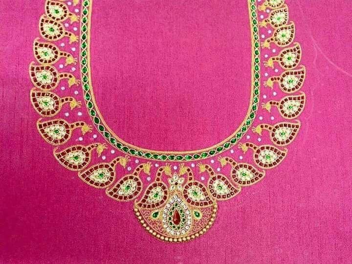 2088 Best Saree Blouse Images On Pinterest Blouse Patterns Blouse