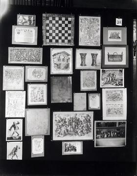 Aby M. Warburg, «Mnemosyne-Atlas», 1924 – 1929  Mnemosyne-Atlas, Nr.32, 1926 | Photography | ©